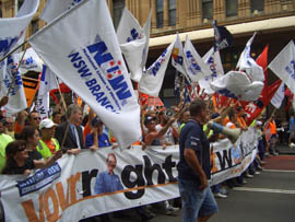 Workchoices Rally