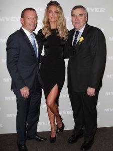 Celebrities Attend Golden Slipper Day