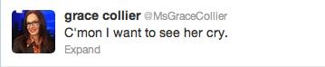 MsGraceCollierTweet1