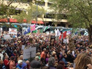 Adelaide March in March